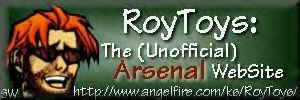 RoyToys: The (Unoffical) Arsenal WebSite
