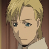 Alfons Disappointed