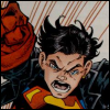 POed Superboy